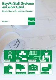 BayWa Stall+Systeme - BayWa AG