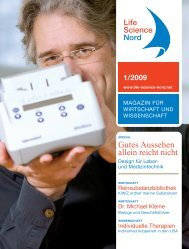Life Science Nord Ausgabe 1/2009