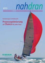 143. Prozessoptimierung Chance - B. Braun Melsungen AG