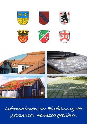 Informationen zur Einführung der getrennten ... - Beerfelden