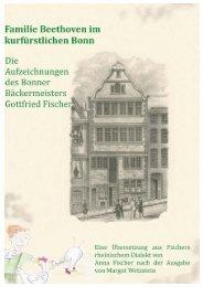 Bäckermeister Fischers Erinnerungen auf Hochdeutsch - Beethoven ...