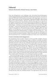 Editorial (PDF) - Beigewum