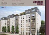 Schaffhauserhof, Glattbrugg (Miete Wohnen und ... - belle immo ag