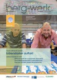 Ausgabe 3 - (pdf 2 MB) - Kompetenzverbund Bergische Werkstätten