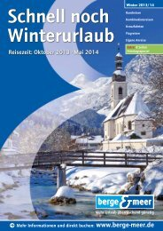 Katalog zum Download (pdf, 34 mb) - Berge & Meer