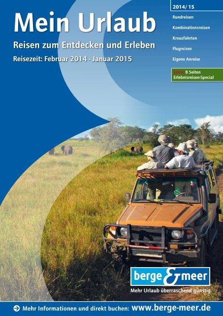 Katalog zum Download (pdf, 24 mb) - Berge & Meer