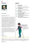 Download PDF: Berghilf-Ziitig Herbst 2013 - Schweizer Berghilfe - Page 2