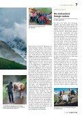 Download PDF: Berghilf-Ziitig Herbst 2013 - Schweizer Berghilfe - Page 7