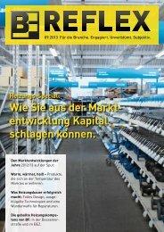 BF.REFLEX Ausgabe 09/13 downloaden - Bergmann & Franz