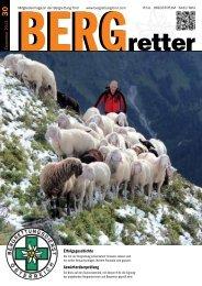 Aktueller BERGretter Tirol Nr. 30 - Österreichischer Bergrettungsdienst