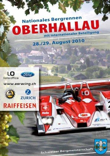 R - Bergrennen Oberhallau