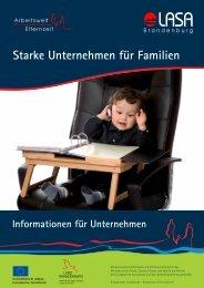 Starke Unternehmen für Familien - Beruf & Familie gGmbH