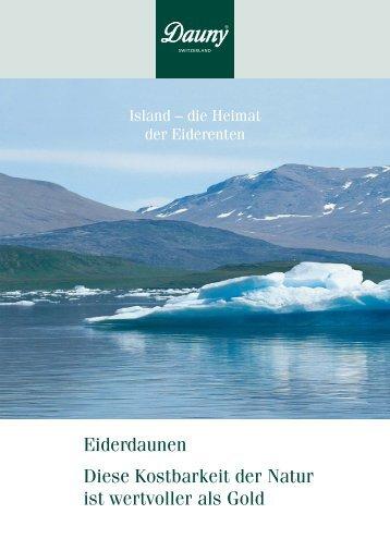 Island Reportage - Betten Thaler