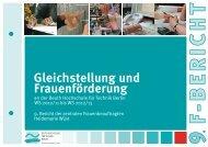 Gleichstellung und Frauenförderung - Beuth Hochschule für Technik ...