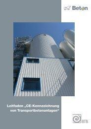 """Leitfaden """"CE-Kennzeichnung von ... - Betonshop"""