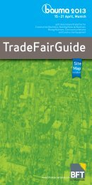 TradeFairGuide - Bft-international.com