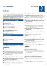 Checkliste Nr. 302