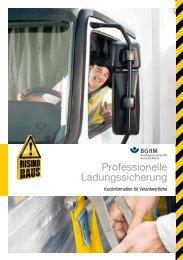 Professionelle Ladungssicherung - Berufsgenossenschaft Holz und ...