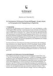 (für Übergangslösung und Regelbetrieb) (PDF - Bildungsdirektion