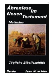 Download als PDF - Bibelkommentare.de