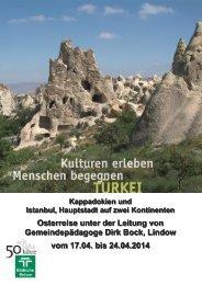 können Sie das Programm dieser Türkei-Reise ... - Biblische Reisen