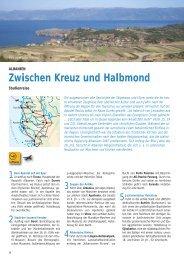 Zwischen Kreuz und Halbmond - Biblische Reisen