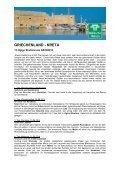 können Sie das Programm dieser Kreta-Reise als ... - Biblische Reisen - Page 2