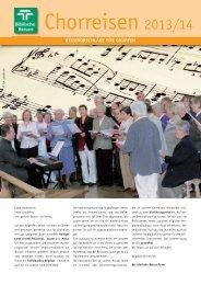 Irland 2013/14 Chorreise - Biblische Reisen