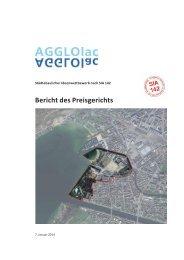 Jurybericht Agglolac - Bieler Tagblatt