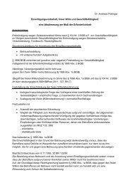 Dr. Andreas Pollinger - Bildungswerk Irsee