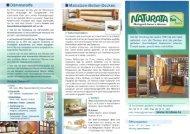 weitere Informationen - BIOFA Naturfarben
