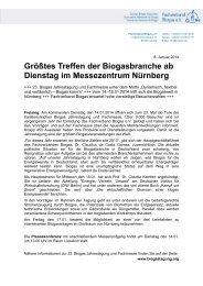 14-01-08_PM_Vorschau JT.pdf - Fachverband Biogas e.V.
