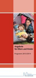 Familienprogramm - Bistum Osnabrück