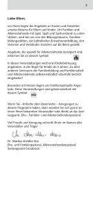 Familienprogramm - Bistum Osnabrück - Page 3