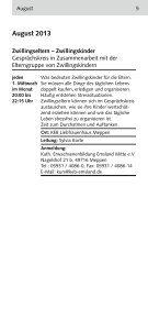 Familienprogramm - Bistum Osnabrück - Page 5