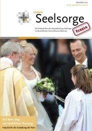 Unsere Seelsorge Praxis zum Download... - Bistum Münster