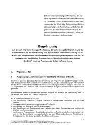 Begründung zum Referentenentwurf [PDF, 98KB]
