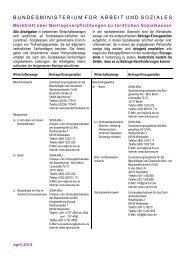Merkblatt über Beitragsverpflichtungen zu tariflichen Sozialkassen