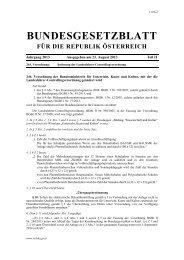 Verordnung (pdf, 144 KB) - Bundesministerium für Unterricht, Kunst ...