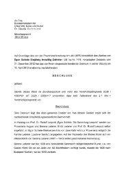Beschluss Egon Schiele, Einjährig freiwillig Gefreiter