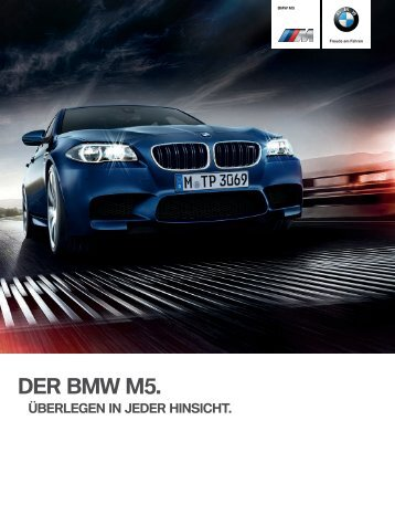 Katalog (PDF - 11,0 MB) - BMW Deutschland