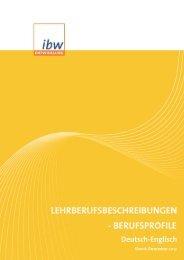Lehrberufsbeschreibungen/deutsch-englisch (PDF, 1MB)
