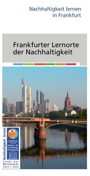 Download der Broschüre - Fit für die Zukunft - Nachhaltigkeit lernen ...