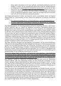 Offener Brief an die Entscheidungsträger der Stadt Bochum hier ... - Page 2