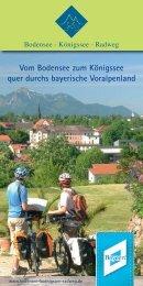 Download Infobroschüre - Bodensee-Königssee-Radweg