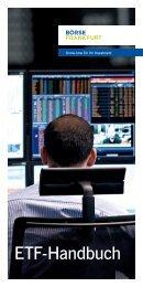 ETF-Handbuch (Neuauflage August 2013) - Börse Frankfurt