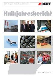 Halbjahresbericht 2013