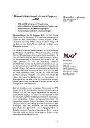 Quasi Ad-Hoc-Meldung 15.09.2013