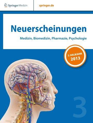 Neuerscheinungen - Springer - boersenblatt.net