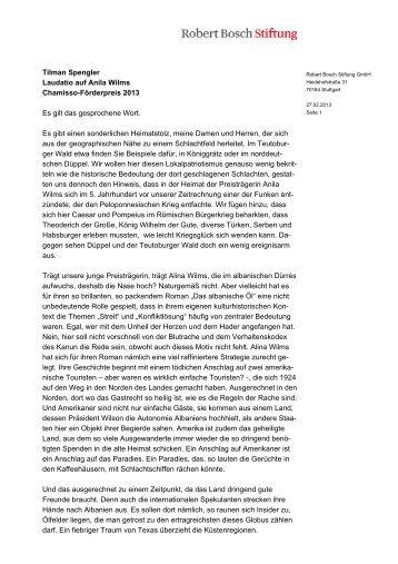 Extern Hochformat (PDF) - Robert Bosch Stiftung